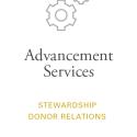 Advancement Services